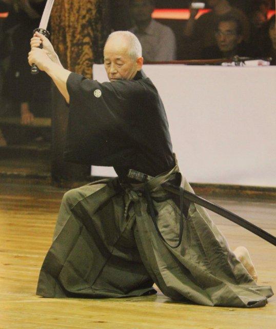 Oda Katsuo Sensei