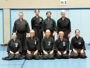 Brussels Yaegaki-kai - Koryu seminar