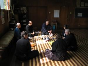 Oda Katsuo sensei Miyamoto dojo
