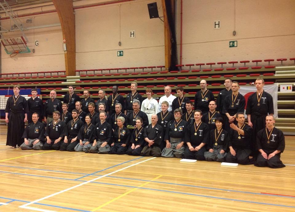 BIC 2015 - Medals